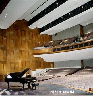 Hill Performance Hall